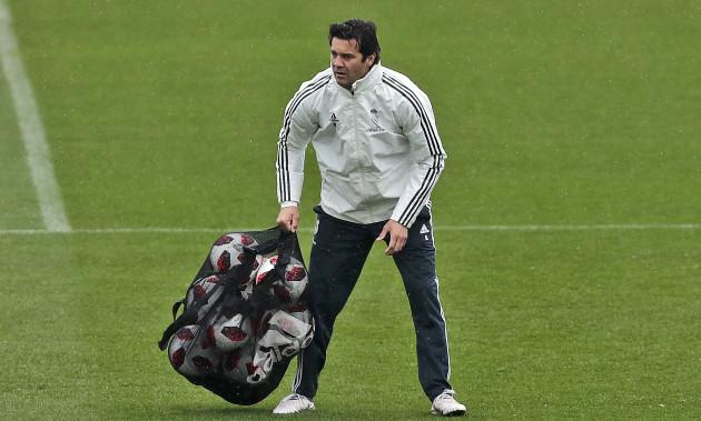 Spain Soccer Madrid