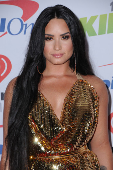 Singer Demi Lovato has been hospitalized after suffering an apparent drug overdose