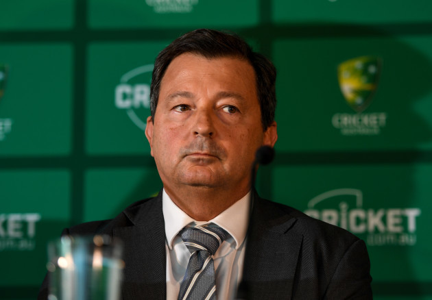 CRICKET AUSTRALIA PRESS CONFERENCE