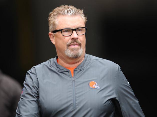 NFL 2018: Steelers vs Browns OCT 28