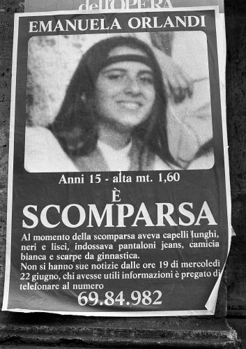 Vatican Missing Girl