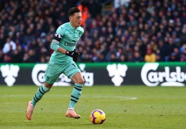 United Kingdom: Crystal Palace v Arsenal FC - Premier League