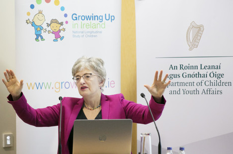 ESRI Growing Up in Ireland report