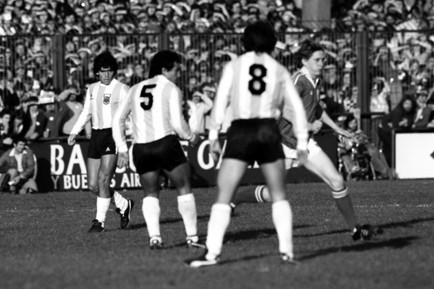 Soccer - Friendly - Ireland v Argentina