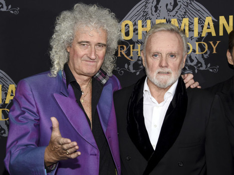 NY Premiere of Bohemian Rhapsody