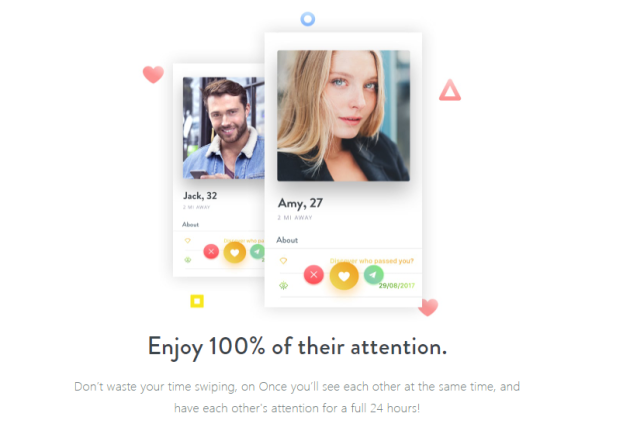 nuovo trend dating app