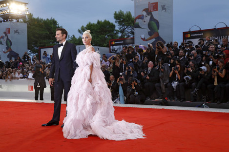 A Star Is Born Premiere - 75th Venice Film Festival