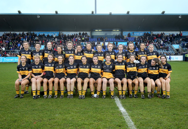 The Mourneabbey team