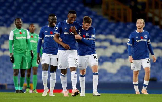 Everton v Gor Mahia - SportPesa Trophy - Goodison Park