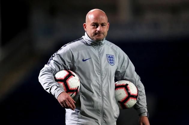 England U21 v Andorra U21 - UEFA European Under-21 Championship Qualifying - Group 4 - Proact Stadium