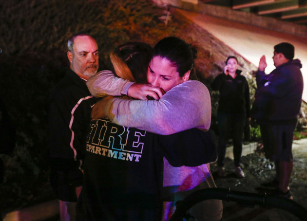 U.S.-THOUSAND OAKS-MASS SHOOTING