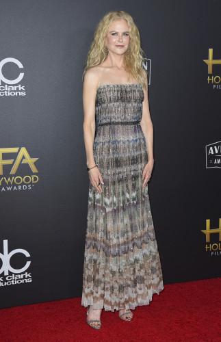 2018 Hollywood Film Awards - Arrivals