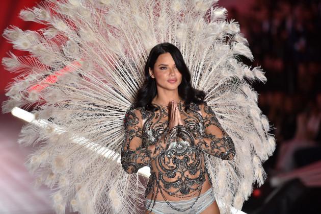 Victoria's Secret Fashion Show Runway - NYC