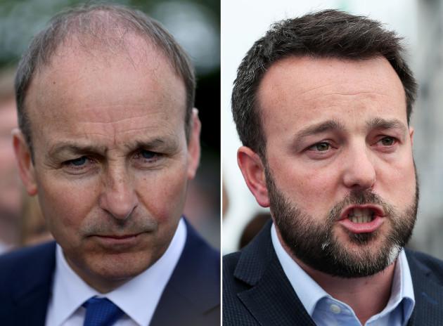 Fianna Fail and SDLP merger talks