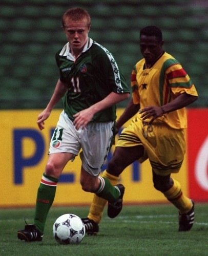 Rep of Ireland v Ghana (world youth championships 3rd place match)