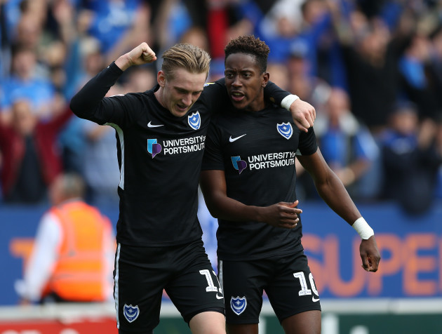 Peterborough United v Portsmouth - Sky Bet League One - ABAX Stadium