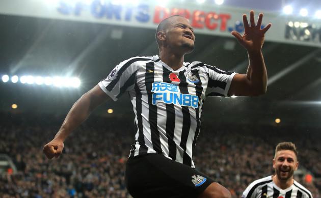 Newcastle United v AFC Bournemouth - Premier League - St James' Park