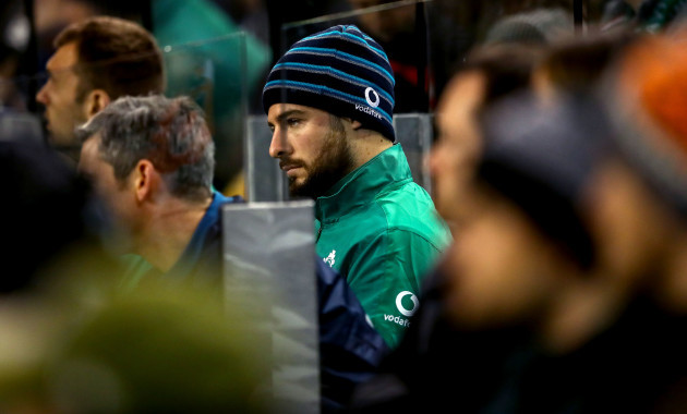 Robbie Henshaw who was a late withdrawal due to injury