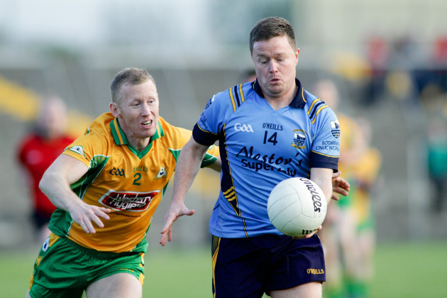 Seamie Crowe and Michael Comer