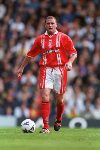Soccer - FA Carling Premiership - Tottenham Hotspur v Middlesbrough
