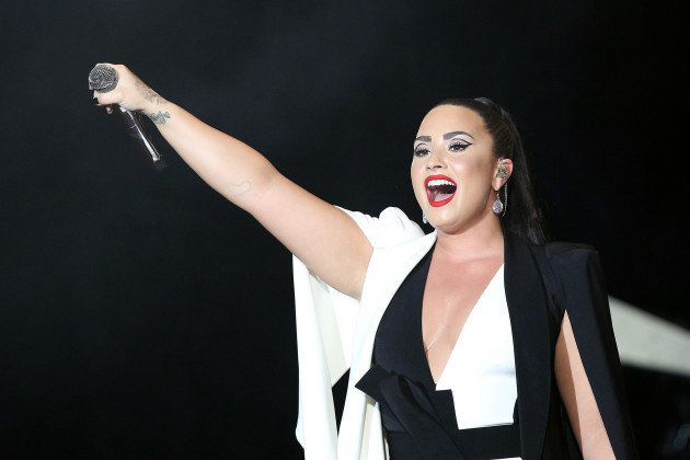Demi Lovato Reportedly Hospitalized For Heroin Overdose