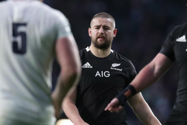 New Zealand's Dane Coles
