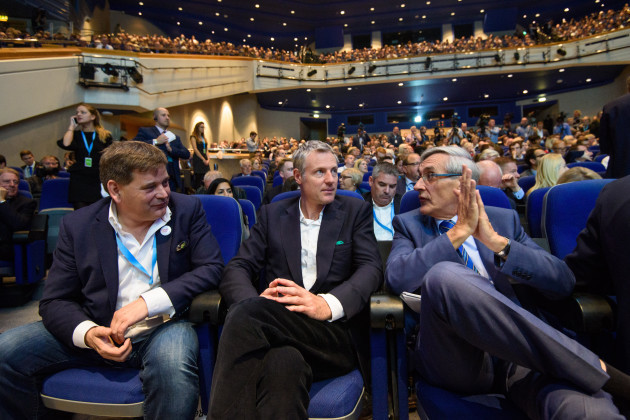 Conservative Party annual conference 2018
