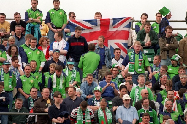 Northern Ireland fans
