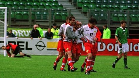 Soccer - Friendly - Ireland v Northern Ireland
