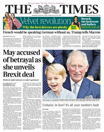 the times brexit