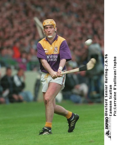 Eamonn Scallan Wexford Senior Hurling 2/6/1996