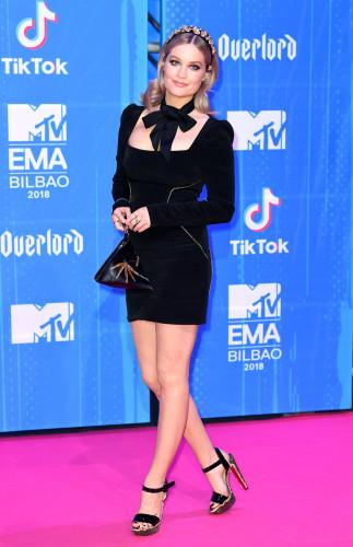 MTV Europe Music Awards 2018 - Arrivals - Bilbao