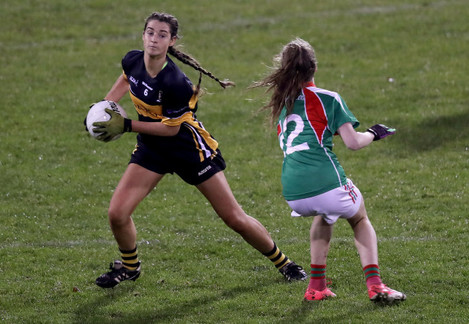 Louise Dowling with Eimear Meaney