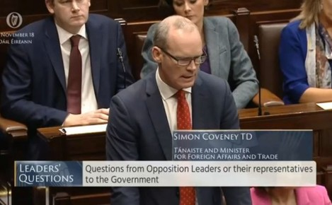 coveney brexit
