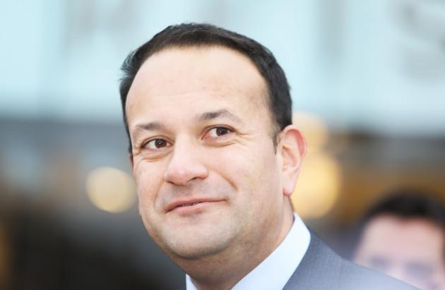 2073 Taoiseach Doorstep_90556791