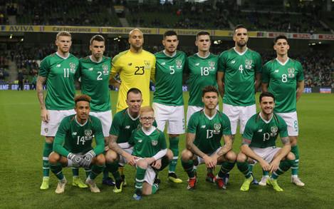 Republic of Ireland v Northern Ireland - International Friendly - Aviva Stadium