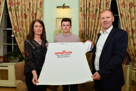Sean Cox Fundraiser - Meath v Dublin Press Launch