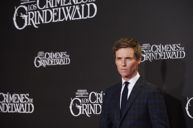 Fantastic Beasts: The Crimes Of Grindelwald' Madrid Premiere
