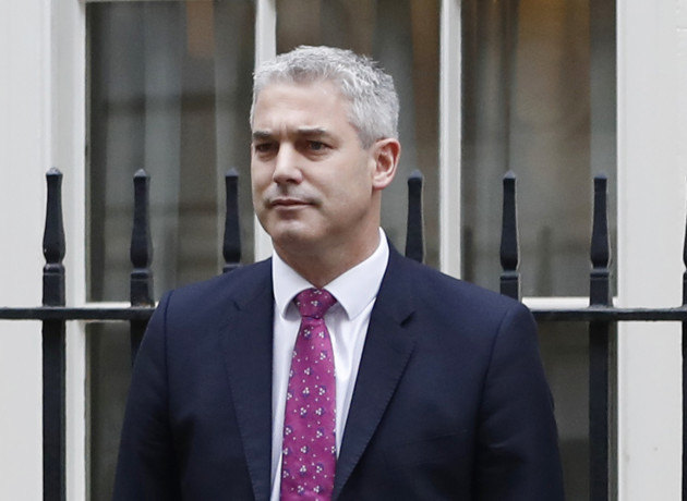 Britain Brexit Secretary