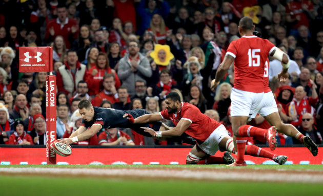 Wales v Tonga - Autumn International - Principality Stadium