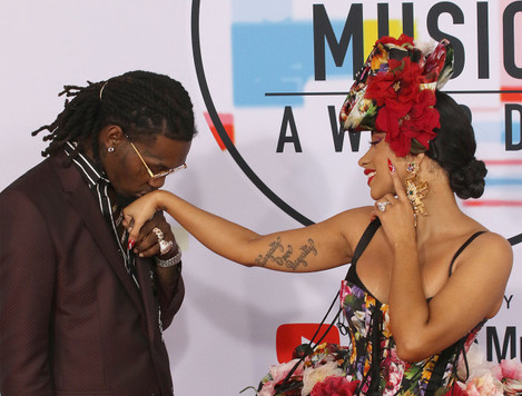 2018 American Music Awards - Arrivals - Los Angeles