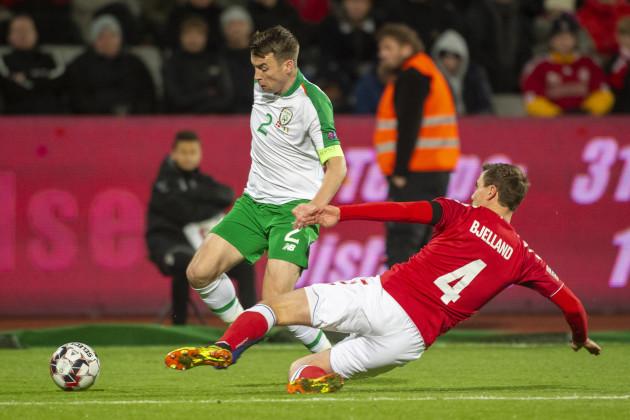 Denmark: Denmark vs Ireland - UEFA Nations League