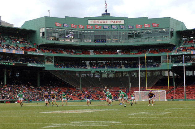 A view of the game