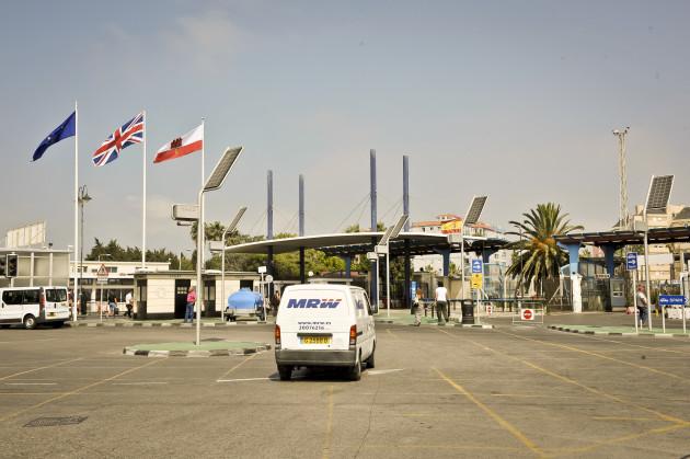 Gibraltar tensions
