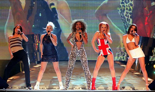 Spice Girls announcement