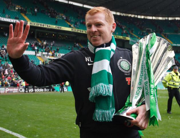 Soccer - Clydesdale Bank Scottish Premier League - Celtic v St Johnstone - Celtic Park