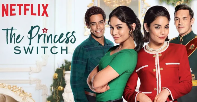 The Christmas Switch.The Princess Switch Is The Best Terrible Christmas Rom Com