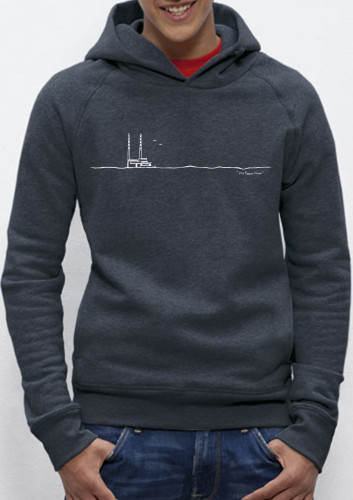 Gifted Due South Pigeon House Hoodie CP