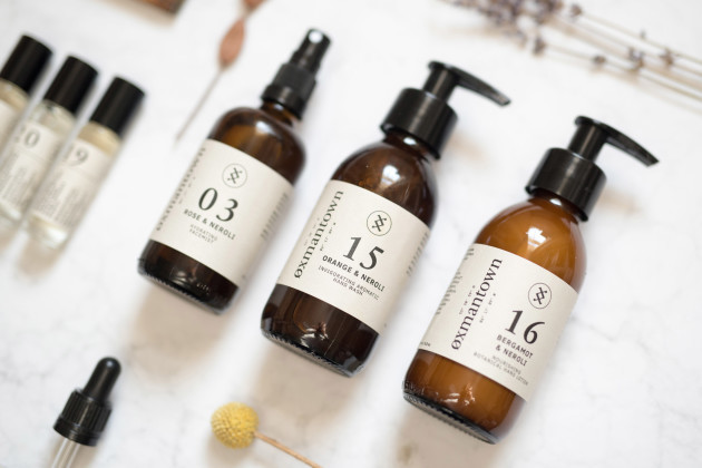 Gifted Oxmantown Skincare 1 CP SM