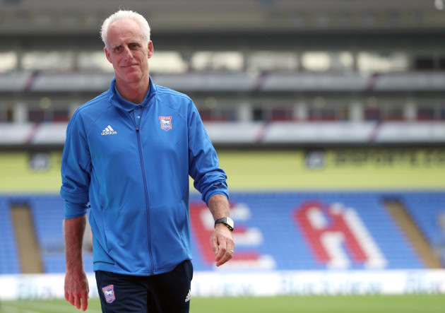 Crystal Palace v Ipswich - Carabao Cup - Second Round - Selhurst Park
